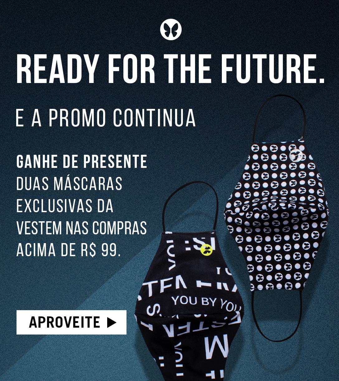 Promo Mascaras